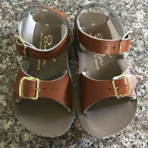 Other - New size 6 salt water sandals